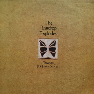 "Teardrop Explodes (The) - Treason (It's Just A Story) (12"") (VG-EX/VG-)"